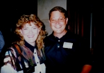 Leslie Ansley & Robert Fry @ 20th Reunion - 1997